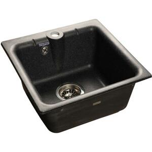 Кухонная мойка GranFest Practic GF-P420 черная