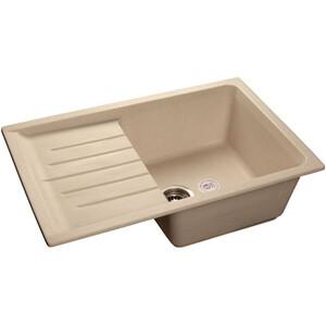купить Кухонная мойка GranFest Practic GF-P760L белая по цене 6536 рублей