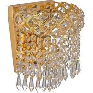 Настенный светильник Arti Lampadari Asti E 2.10.100 G потолочная люстра arti lampadari asti asti e 1 2 40 100 g