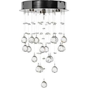 Потолочный светодиодный светильник Arti Lampadari Flusso L 1.4.25.601 N l v n накидка