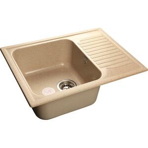 Кухонная мойка GranFest Standart GF-S645L песок