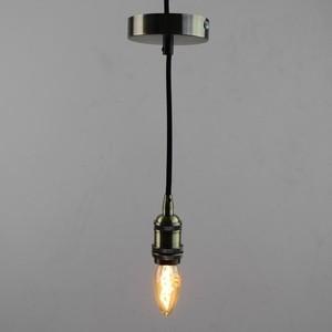 Ретро патрон с подвесом Sun Lumen 056-731