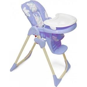Фото - Стульчик для кормления Globex Космик голубой 1407/03 манеж globex квадрат 96х96х77 см фиолетовый