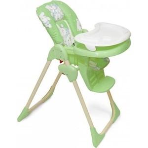 Фото - Стульчик для кормления Globex Космик зеленый 1407/05 манеж globex квадрат 96х96х77 см фиолетовый