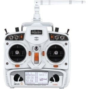 Аппаратура радиоуправления Walkera Devo 10 2.4Ггц - DEVO-10 игрушка на радиоуправлении walkera h500 rtf devo f12e g 3d ilook fpv cb86plus gps tali h500 href page 3
