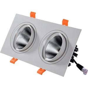 Встраиваемый светодиодный светильник Kink Light 2132 все цены