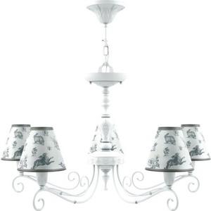 Подвесная люстра Lamp4you E4-05-WM-LMP-O-8 светильник lamp4you classic c 55 wm e 00 wm lmp o 13