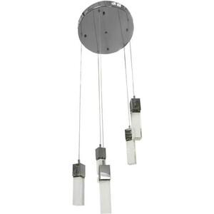 Подвесная светодиодная люстра Kink Light 08510-5A(4000К) люстра kink light 08510 5a 4000к аква