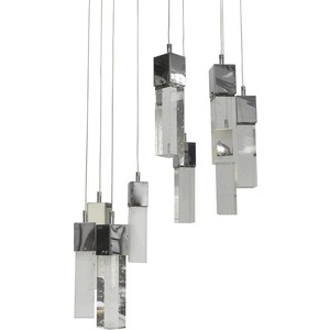 Подвесная светодиодная люстра Kink Light 08510-9A(4000К)