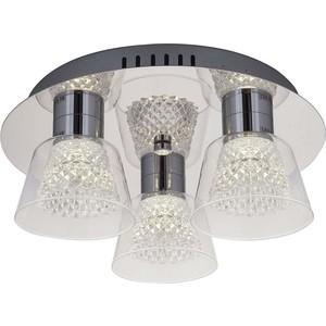 Потолочная светодиодная люстра Kink Light 6112-3 kink light потолочная светодиодная люстра kink light омега 08017