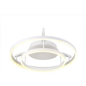 Потолочный светодиодный светильник Kink Light 08222,01(4000K) kink light светильник фейерверк хром d76 h13 led 4x12w 4000k
