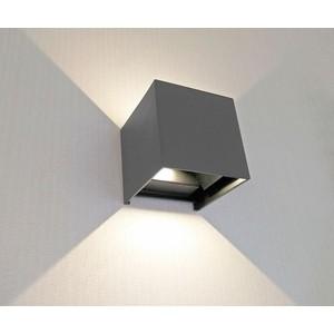 Уличный настенный светодиодный светильник Kink Light 08585,16(3000K)