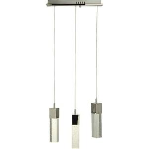 Подвесной светодиодный светильник Kink Light 08510-3AS(4000K) kink light светильник фейерверк хром d76 h13 led 4x12w 4000k