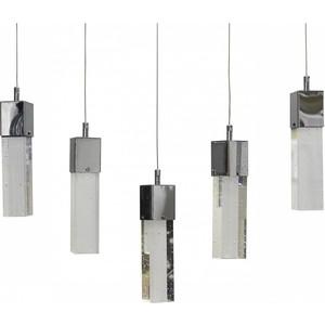 Подвесной светодиодный светильник Kink Light 08510-5AS(4000K) люстра kink light 08510 5a 4000к аква