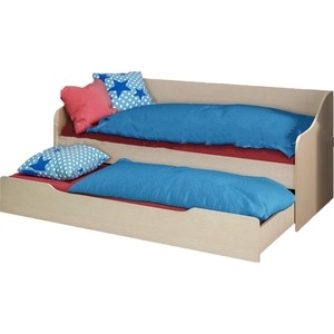 Детская кровать Миф Вега-2 90х200 (2 спальных места)