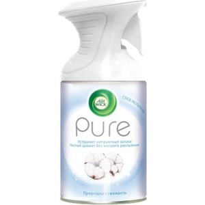 Освежитель воздуха Airwick Pure Природная свежесть 250 мл