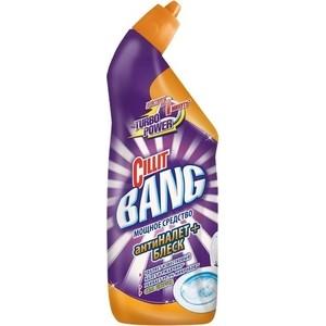 Чистящее средство Cillit BANG Антиналет+Блеск Сила цитруса для туалета 750 мл