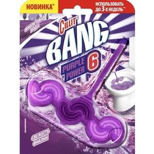Туалетный блок Cillit BANG Свежесть фиалки Purple Power Waves 39 г