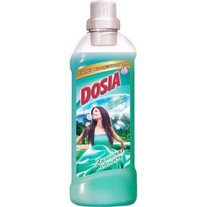 Кондиционер для белья Dosia Альпийская Свежесть, концентрат 1 л ароматизатор 5 element альпийская свежесть