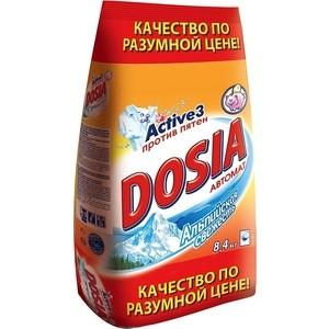 Стиральный порошок Dosia AUTOMAT Альпийская свежесть, 8,4 кг ароматизатор 5 element альпийская свежесть