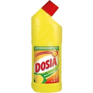 Чистящее средство Dosia Лимон, 750 мл средство elit home гель д унитазов лимон 750 мл 12 шт 671454