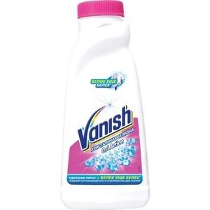 Пятновыводитель Vanish для белого белья 450 мл vanish пятновыводитель для тканей порошкообразный 600 г