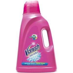 Пятновыводитель Vanish Oxi Action жидкий 3 л