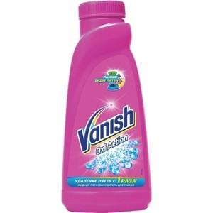 Пятновыводитель Vanish Oxi Action жидкий 450 мл
