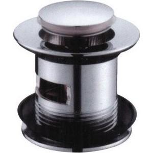 Донный клапан BelBagno Клик-клак с переливом BB-PCU-06-CRM (BB-PCU-06-CRM)