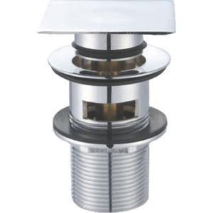Донный клапан BelBagno Клик-клак с переливом, с квадратной крышкой BB-PCU-07-CRM (BB-PCU-07-CRM) missha bb 50ml