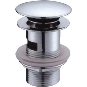 Донный клапан Cezares Click-clack хром (CZR-SAT-01)
