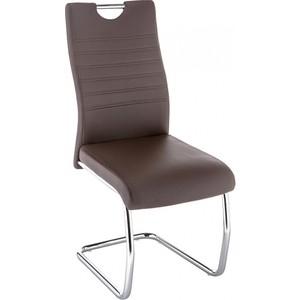 Стул Woodville Tur коричневый стул woodville drage