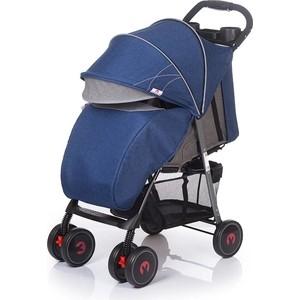 Коляска прогулочная BabyHit SIMPY Синий джинс с серым