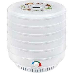 Сушилка для овощей Спектр-Прибор ЭСОФ-2-0,6/220 Ветерок-2, 6 поддонов (белый, пастилы)