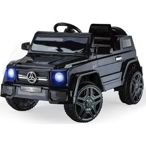 Детский электромобиль Feilong Mercedes G Style 12V - HL-1058-BLACK детский электромобиль shine ring mercedes slr mclaren 12v 7ah 2 30w motor пластик серебро лицензия