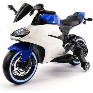 Детский электромотоцикл FUTAI Ducati 12V - FT-1628-BLUE-WHITE