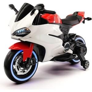 Детский электромотоцикл FUTAI Ducati 12V - FT-1628-RED-WHITE