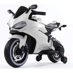 Детский электромотоцикл FUTAI Ducati White 12V - FT-1628-WHITE
