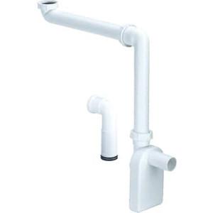 Сифон для мебельной раковины Laufen белый (8.9424.0.000.000.1)