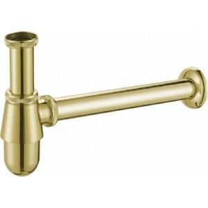 Сифон для раковины Cezares золото (CZR-SB2-03)