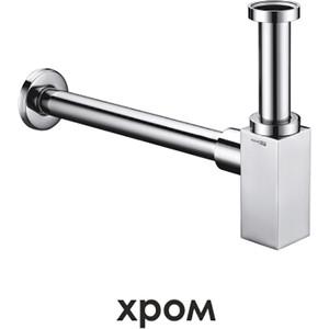 Сифон для раковины Wasserkraft хром (A072)