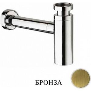 Сифон для раковины Margaroli HI-TECH бронза (250O/LSB)