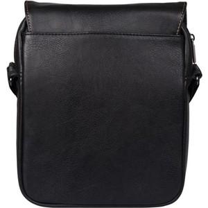Сумка Cross Case мужская иск.кожа черная CC-1005 Black protective aluminum case for dsi ll black