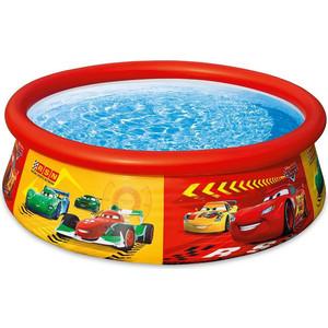 Надувной бассейн Intex 28103 Easy Set 183х51см Тачки Disney-Pixar