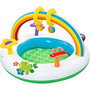 Игровой центр Bestway 52239 BW для малышей Радуга 91х56см