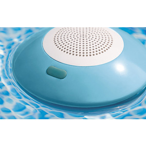 Intex 28625 Плавающая Bluetooth- колонка с Led- подсветкой