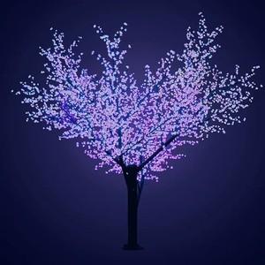 Neon-Night Светодиодное дерево Сакура 3,6м синие светодиоды дерево счастья сакура