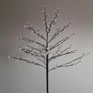 Neon-Night Дерево комнатное Сакура 1,2м 80 светодиодов белого цвета дерево счастья сакура