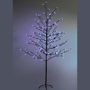 Neon-Night Дерево комнатное Сакура 1,5м коричневый ствол 120 светодиодов синего цвета дерево счастья сакура