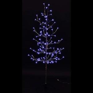 Neon-Night Дерево комнатное Сакура 1,5м ствол фольга 120 светодиодов синего цвета дерево счастья сакура